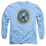 Long Sleeve: The Adventures of Tintin - Around The Globe T-Shirt