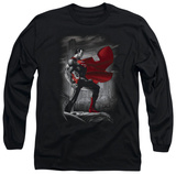 Long Sleeve: Superman - Metropolis Guardian Shirts