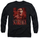 Long Sleeve: Scarface - Opportunity Vêtement