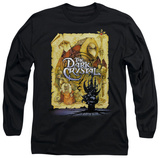Long Sleeve: The Dark Crystal - Poster T-shirts