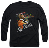 Long Sleeve: Ray Charles - Soul T-Shirt