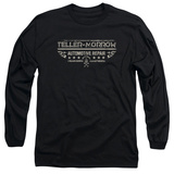 Long Sleeve: Sons Of Anarchy - Teller Morrow Shirts