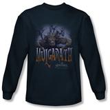Long Sleeve: Spiderwick Chronicles - Mulgarath T-shirts