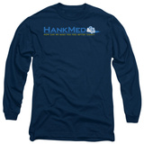 Long Sleeve: Royal Pains - Hankmed T-Shirt