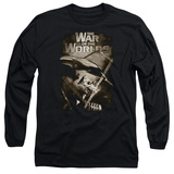 Long Sleeve: War Of The Worlds - Death Rays T-shirts