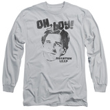 Long Sleeve: Quantum Leap - Oh Boy Shirts