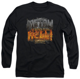 Long Sleeve: Tenacious D - Metal T-shirts