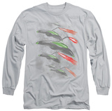 Long Sleeve: War of the Worlds - Invasion T-Shirt
