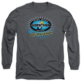 Long Sleeve: Survivor - Off My Island T-Shirt