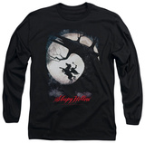 Long Sleeve: Sleepy Hollow - Poster T-shirts