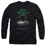 Long Sleeve: War Of The Worlds - Attack Poster T-Shirt