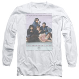 Long Sleeve: The Breakfast Club - BC Poster T-shirts