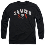 Long Sleeve: Sons Of Anarchy - Samcro Forever T-shirts