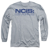 Long Sleeve: NCIS LA - Logo T-Shirt
