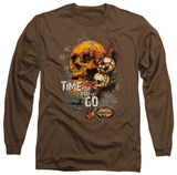 Long Sleeve: Survivor - Time To Go T-Shirt
