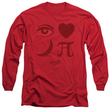 Long Sleeve: Moon Pie - Eye Pie T-shirts
