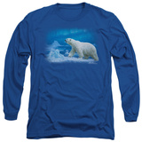 Long Sleeve: Wildlife - Nomad Of The North T-shirts
