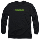 Long Sleeve: Psych - The Psychic Is In T-shirts