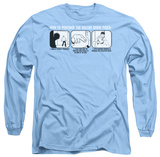 Long Sleeve: Star Trek - Vulcan Nerve Pinch Shirt