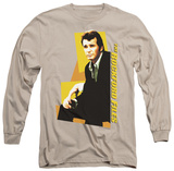Long Sleeve: Rockford Files - Jim Rockford T-Shirt