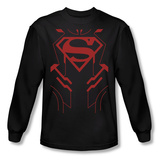 Long Sleeve: Superman - Superboy Shirts