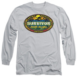 Long Sleeve: Survivor - South Pacific T-Shirt