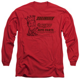 Long Sleeve: Tommy Boy - Zalinsky Auto T-shirts