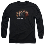 Long Sleeve: Queer As Folk - Title Shirt