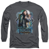 Long Sleeve: The Hobbit - Thorin Oakenshield T-shirts