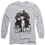 Long Sleeve: The Three Stooges - Guy Thing Long Sleeves