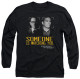 Long Sleeve: Person Of Interest - Someone T-shirts
