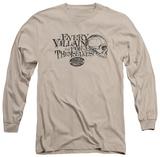 Long Sleeve: Survivor - Lonely Villains T-shirts