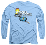 Long Sleeve: Survivor - You Off The Island T-Shirt