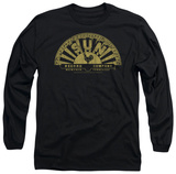 Long Sleeve: Sun Records - Tattered Logo T-shirts