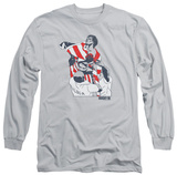 Long Sleeve: Rocky - Graphic Flag T-shirts