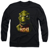 Long Sleeve: Star Trek - Gorn Bust T-shirts