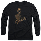 Long Sleeve: Ray Charles - The Deep Shirts