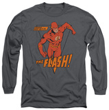 Long Sleeve: The Flash - Whirlwind T-Shirt