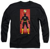 Long Sleeve: The Flash - Flash Block Shirts