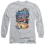 Long Sleeve: The Fast And The Furious - Smokin Street Cars T-Shirt