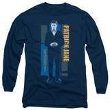 Long Sleeve: The Mentalist - Patrick Jane T-shirts