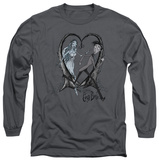 Long Sleeve: The Corpse Bride - Runaway Groom T-shirts