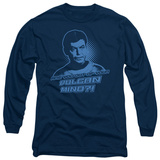 Long Sleeve: Star Trek - Vulcan Mind T-shirts