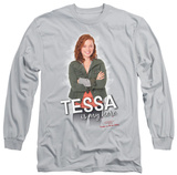 Long Sleeve: Suburgatory - Tessa Hero Shirts