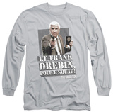 Long Sleeve: Naked Gun - Fran Drebin T-shirts