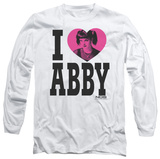 Long Sleeve: NCIS - I Heart Abby T-shirts