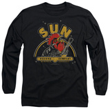 Long Sleeve: Sun Records - Rocking Rooster T-shirts