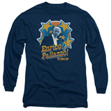 Long Sleeve: Naked Gun - Its Enrico Pallazzo Shirts