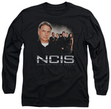 Long Sleeve: NCIS - Investigators T-Shirt