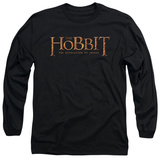 Long Sleeve: The Hobbit: The Desolation of Smaug - Logo Shirts